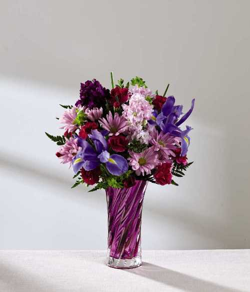 Spring Garden Bouquet in Camp Hill and Harrisburg PA, Pealer's Flowers