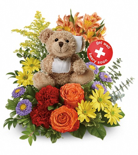 Get Better Bouquet by Teleflora in Baltimore MD, Raimondi's Flowers & Fruit Baskets