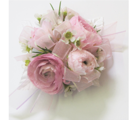 Pink Princess Corsage in Walla Walla WA, Holly's Flower Boutique