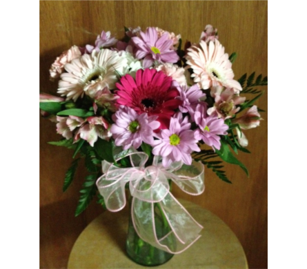 Mixed Boquet in Wasaga Beach ON, Cathy's Flower and Gift Boutique
