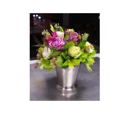 Mom's Mint Julep bouquet in Bellevue WA, CITY FLOWERS, INC.