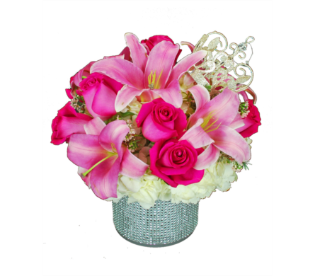 Sparkling Queen in Hollywood FL, Al's Florist & Gifts