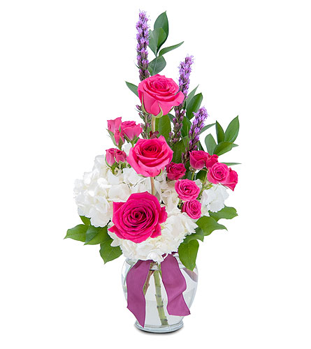 Popular Pink in Pickerington OH, Claprood's Florist