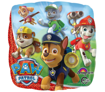 Paw Patrol Mylar Balloon in Norristown PA, Plaza Flowers
