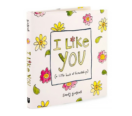 I Like You giftbook in Birmingham AL, Norton's Florist