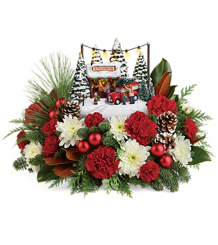 Thomas Kinkade's Family Tree Bouquet in Brunswick OH, Arkay Floral & Gifts