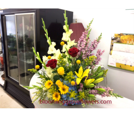 GFG2389 in Buffalo Grove IL, Blooming Grove Flowers & Gifts