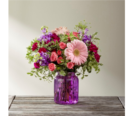 Farmhouse collection-Purple Prose in Arizona, AZ, Fresh Bloomers Flowers & Gifts, Inc