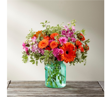 Farmhouse Collection-Aqua Escape in Arizona, AZ, Fresh Bloomers Flowers & Gifts, Inc