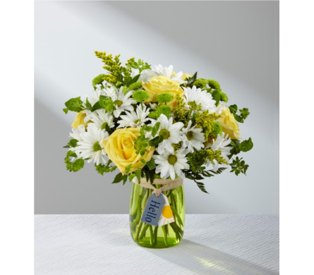 Hello Sun in Arizona, AZ, Fresh Bloomers Flowers & Gifts, Inc
