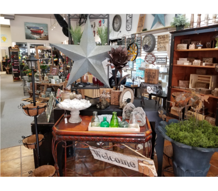Giftware in Kelowna BC, Burnetts Florist & Gifts