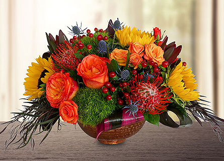 Autumn Perfection in Dallas TX, In Bloom Flowers, Gifts and More