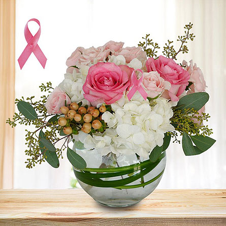 Think Pink in Dallas TX, In Bloom Flowers, Gifts and More