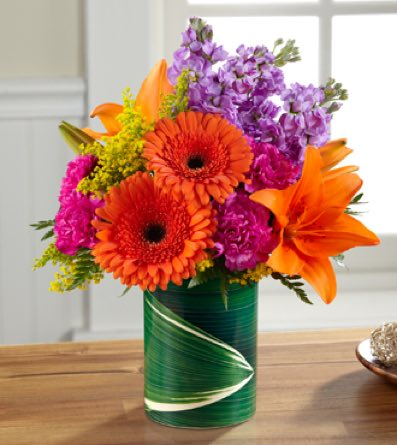 The Sunset Sweetness™ Bouquet in Sapulpa OK, Neal & Jean's Flowers & Gifts, Inc.
