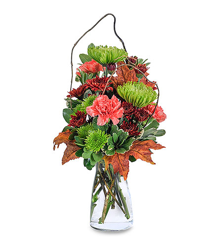 Leaves of Fall in Fort Pierce FL, Giordano's Floral Creations