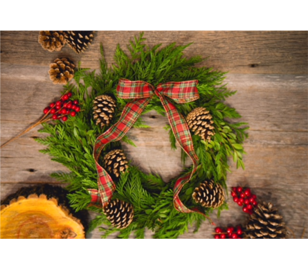 Wine and Wreaths - Sunday Nov 26 PEG Beer CO  in Winnipeg MB, Freshcut Downtown
