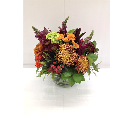 Gorgeous Autumn Cycle in Smyrna GA, Floral Creations Florist