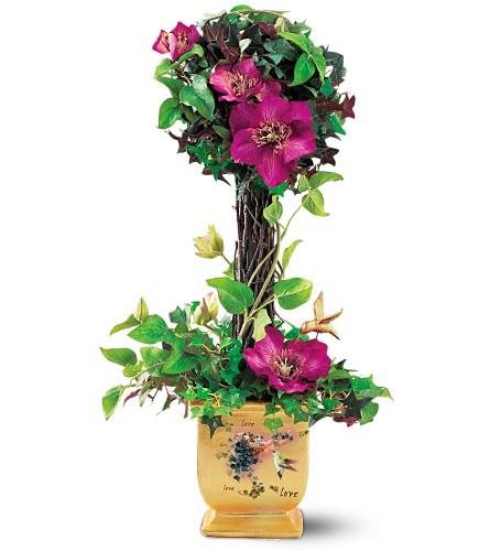 Wedding Flowers Warren Mi : Teleflora s lena liu hummingbird topiary in warren mi j