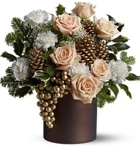 Teleflora's Golden Vineyards in Liverpool NY, Creative Florist