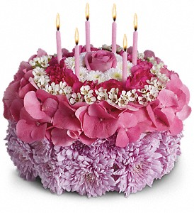 Your Birthday 'Kate' in West Chester PA, Halladay Florist