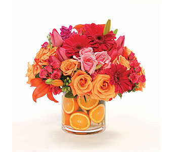 Orange Blossom Bouquet in Little Rock AR, Tipton & Hurst, Inc.