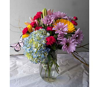 Blooms & Butterflies in Muskegon MI, Wasserman's Flower Shop