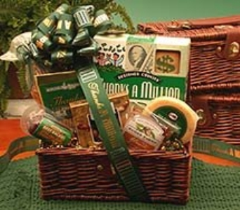 USA - Million Thanks Gift Chest! in Bound Brook NJ, America's Florist & Gifts