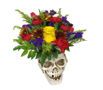 Happy Halloween Bouquet in Duluth MN, Engwall Florist & Greenhouses, Inc.