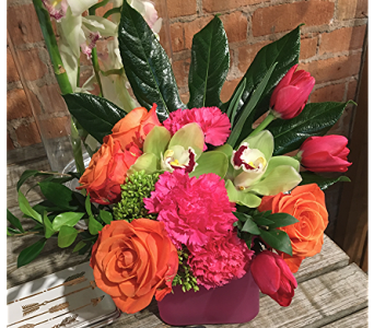Vibrant and Fresh in Kalispell MT, Flowers By Hansen, Inc.