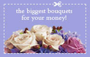 Send flowers to Westerville, OH with Reno's Floral, your local Westervilleflorist