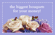 Send flowers to Kingston, ON with Pam's Flower Garden, your local Kingstonflorist