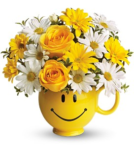 Bon Mercredi Be-Happy-Bouquet-T43-1A