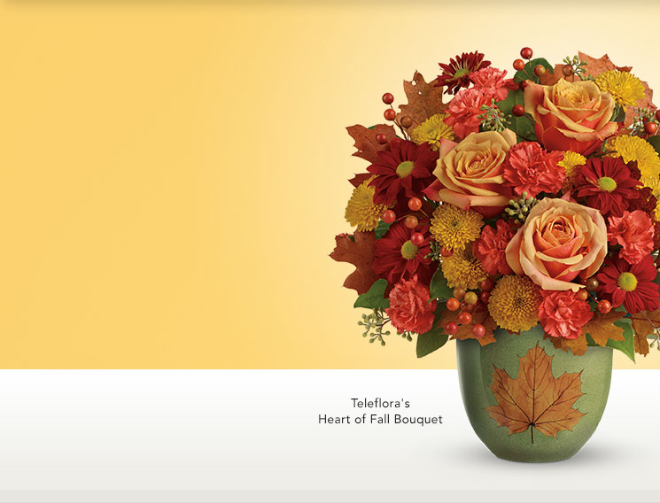 Teleflora's Be Happy Bouqeut with Roses