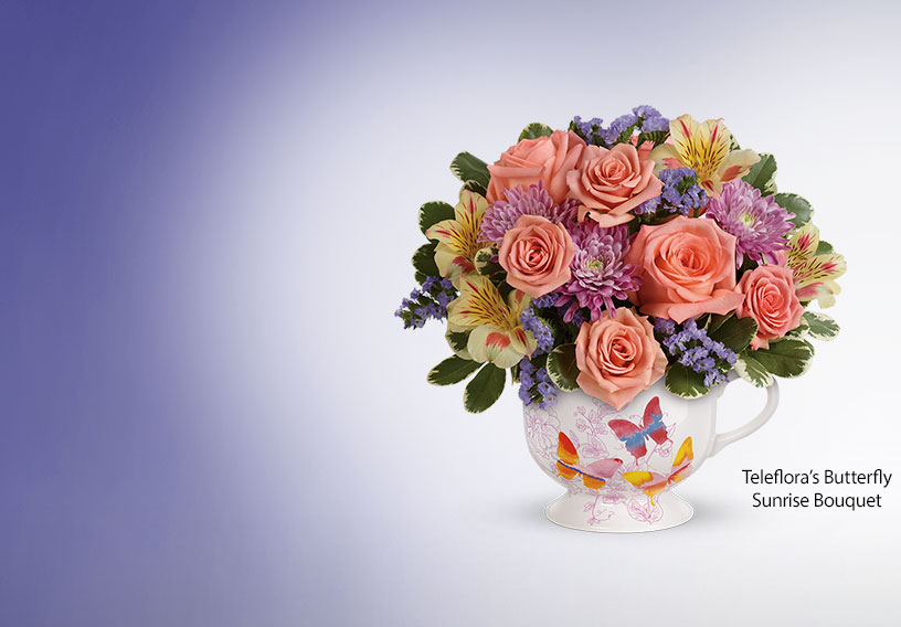 Teleflora's Pop Of Fun Bouquet