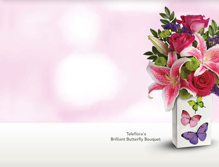 Teleflora�s Birthday Sparkle Bouquet