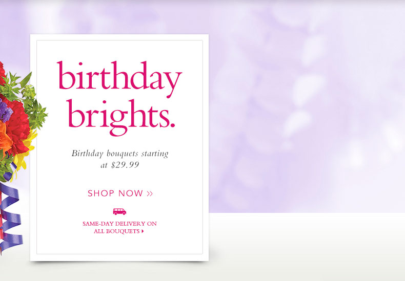 birthday brights