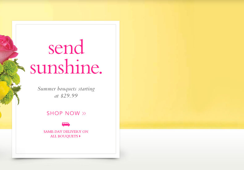 send sunshine