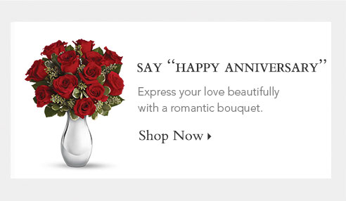 "Say ""Happy Anniversary"""