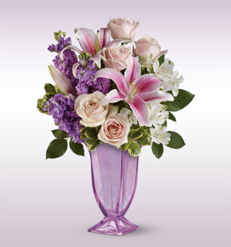 Always Elegant Bouquet by Teleflora
