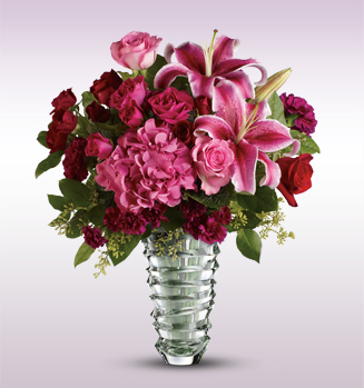 Teleflora's Swept Away