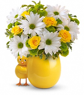 Baby Chick Gift Bouquet