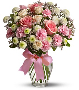 Cotton Candy Pink Bouquet