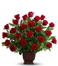 Hommage aux roses de Teleflora