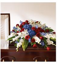 Gerbe de cercueil Cérémonie distinguée
