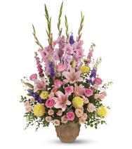 Bouquet toujours plus haut