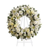 Order funeral flowers amp floral arrangements online teleflora