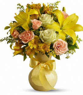 Sunny Smiles Bouquet