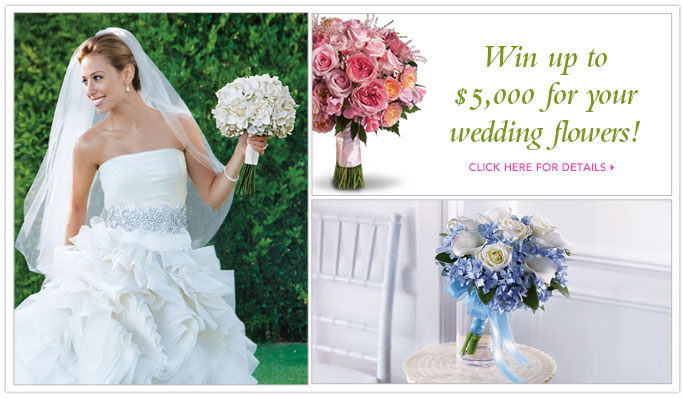 Teleflora Weddings