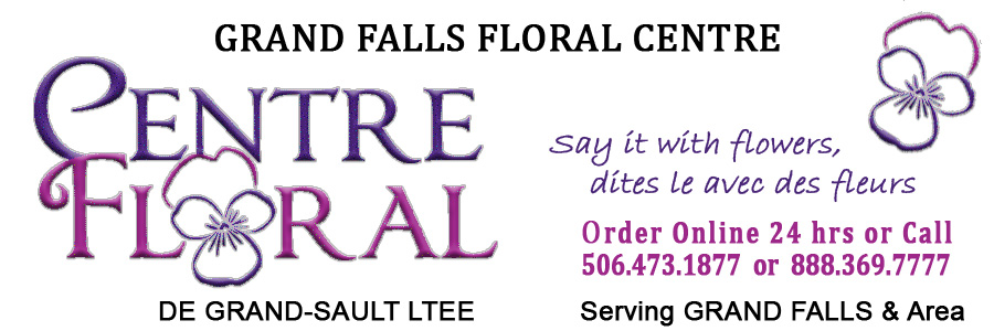 Send Fall Flowers to Grand-Sault/Grand Falls, NB with Centre Floral de Grand-Sault Ltee, your florists
