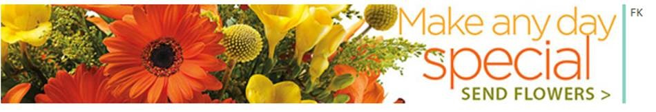 Send flowers to Gulf Shores, AL with Flowers By The Shore, your local Gulf Shores florist